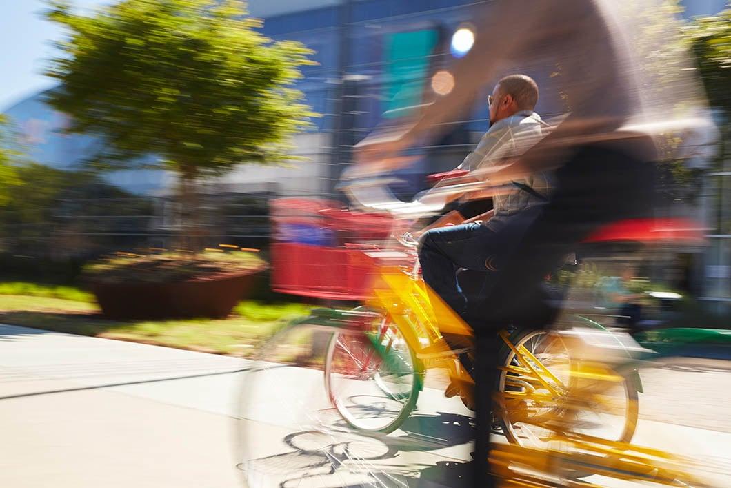 google office bike