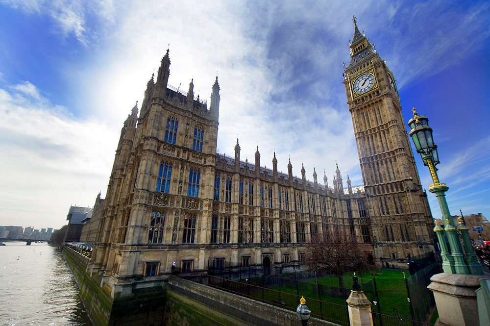ภาพจาก UK Parliament