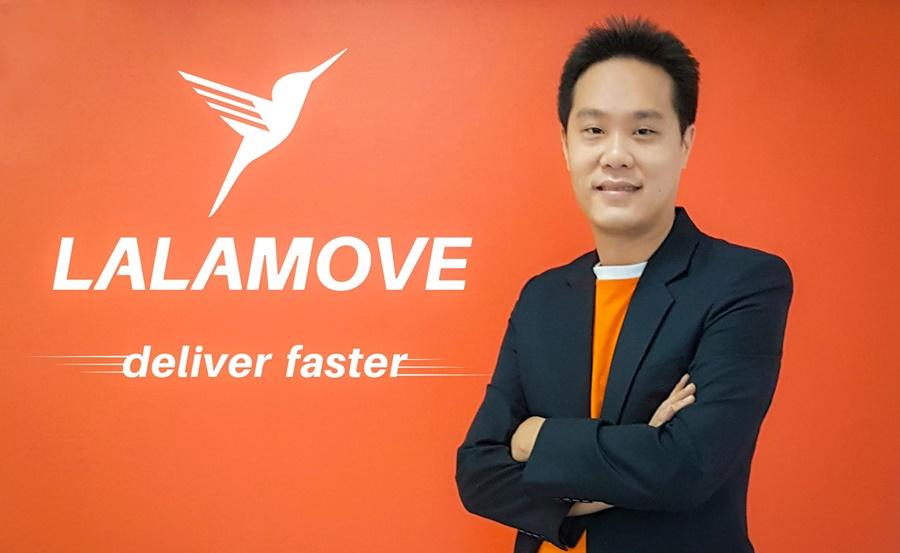 Lalamove Deliver Faster Santit