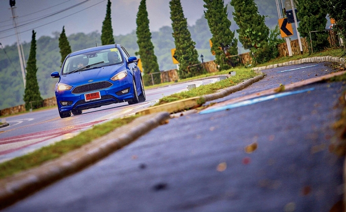 New Ford Focus Drive_7