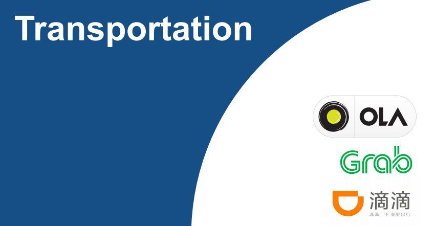 softbank transportation investment