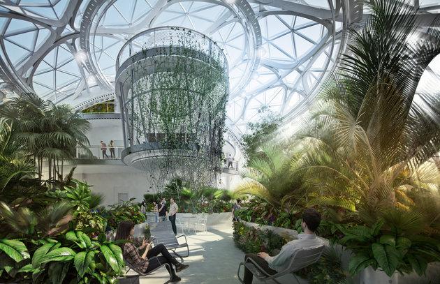 Amazon Seattle Sphere