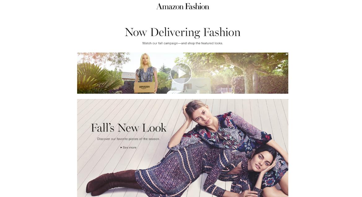 ภาพจาก Amazon Fashion