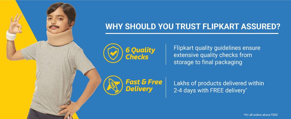 Flipkart เริ่มทำแคมเปญการันตีคุณภาพสินค้า+ส่งฟรี