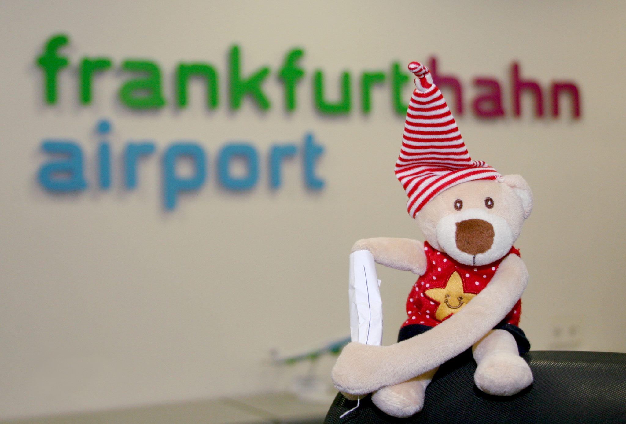 Photo: Frankfurt-Hahn Airport Facebook