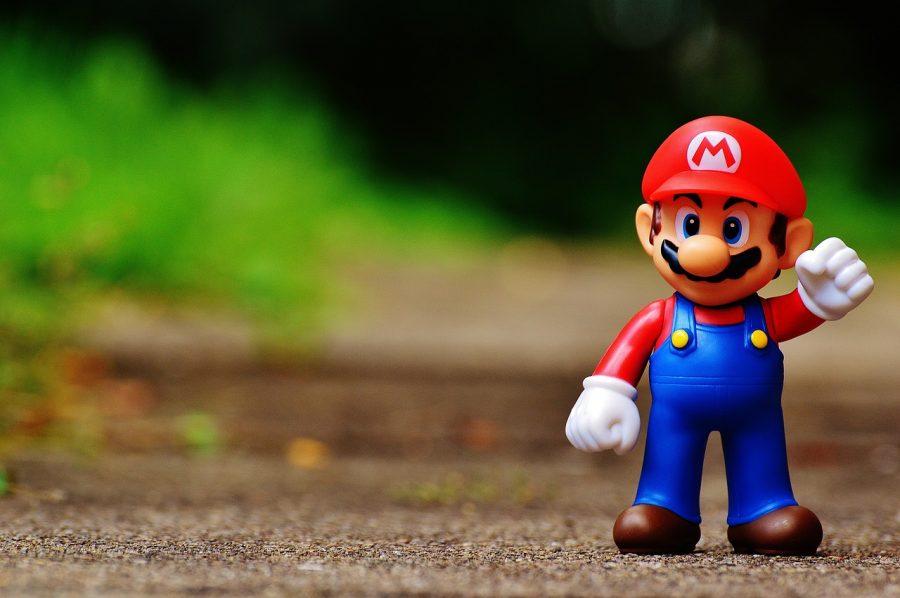 Mario หนึ่งใครตัวละครในเกม Super Mario Bros. ที่ช่วยสร้างชื่อให้กับ Nintendo ในระดับโลก