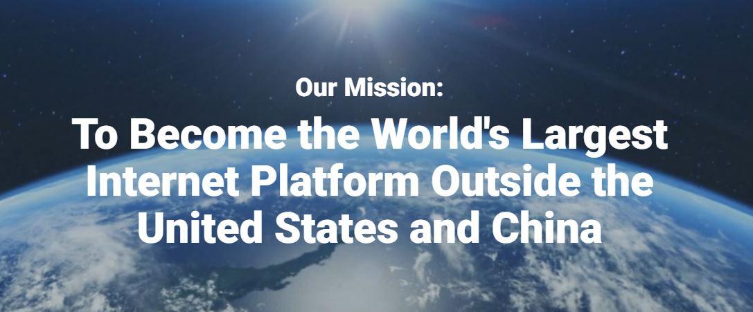 เป้าหมายของ Rocket คือทุกที่ในโลก ยกเว้นสหรัฐและจีน