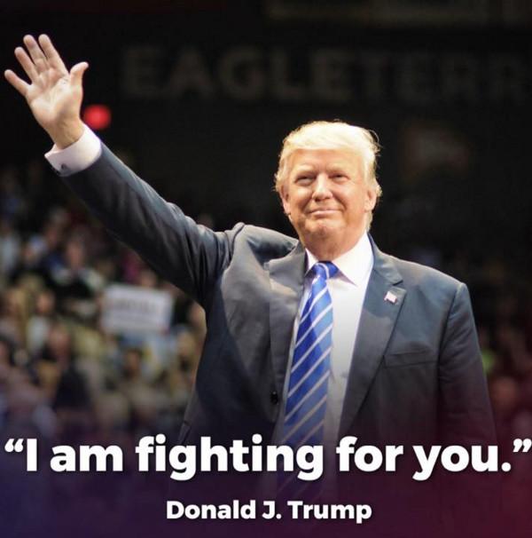 ภาพจาก DonaldJTrump.com