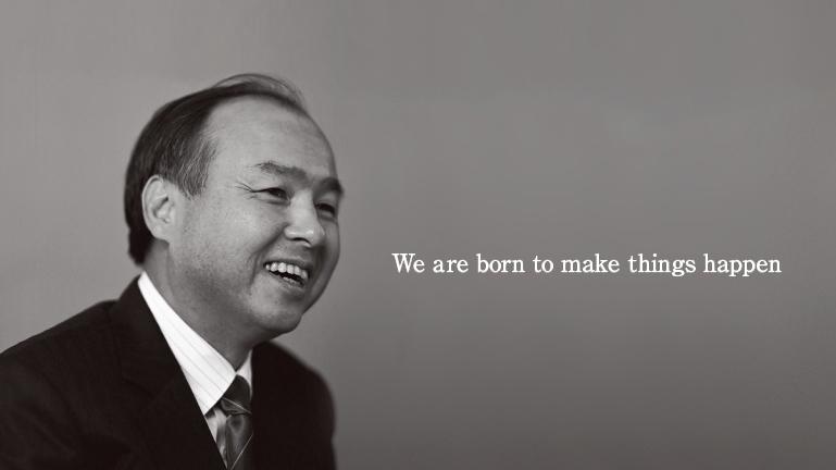 Masayoshi Son ผู้ก่อตั้งและซีอีโอของ SoftBank