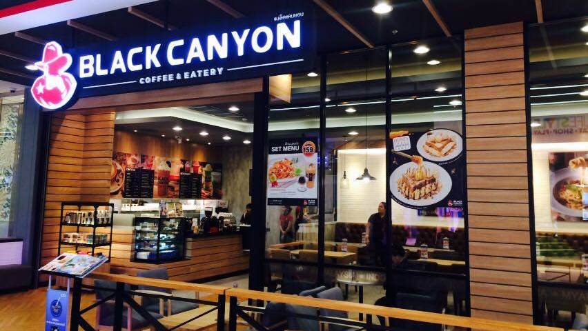 Black Canyon ปรับโลโก้-รูปแบบร้าน ปลุกมู้ดผู้บริโภค   Brand Inside