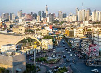 Bangkok Thailand กรุงเทพ