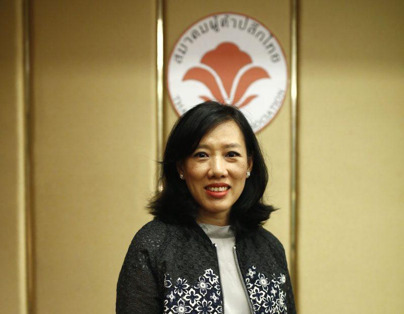 จริยา จิราธิวัฒน์ ประธานสมาคมผู้ค้าปลีกไทย