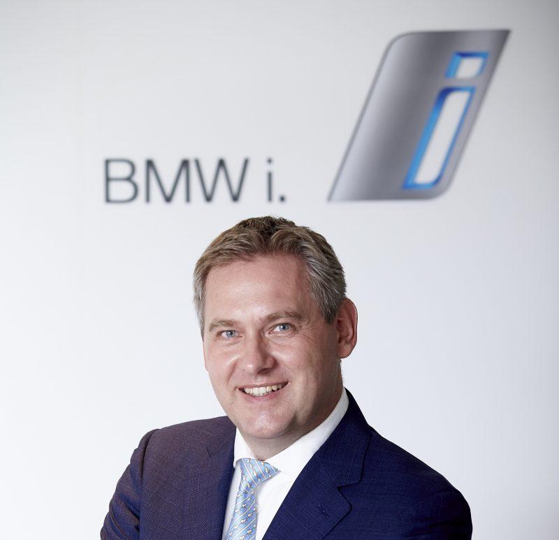 สเตฟาน ทอยเชอร์ต ประธาน BMW Group ประเทศไทย