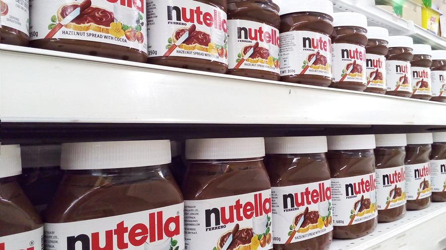 Nutella นูเทลล่า