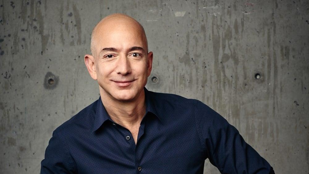 Jeff Bezos แห่ง Amazon