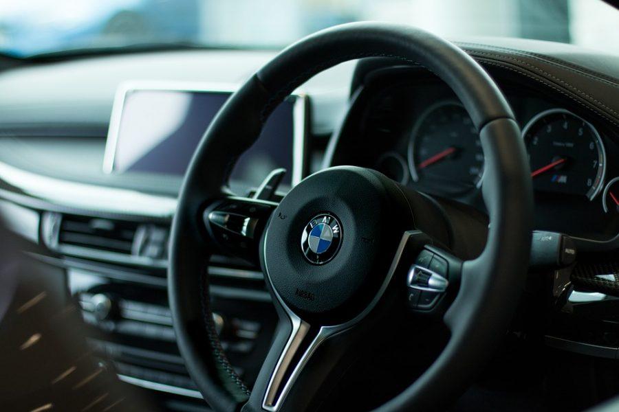 รถยนต์ BMW