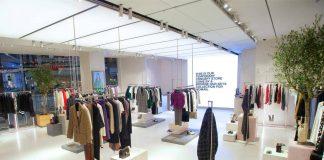 ร้าน Zara Click and Collect ในลอนดอน