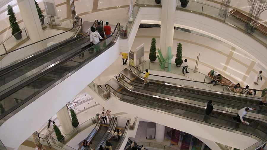 Stairs Siam Paragon