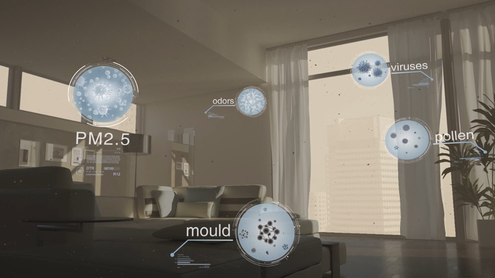 Panasonic nanoe™ Technology (นาโนอี เทคโนโลยี)