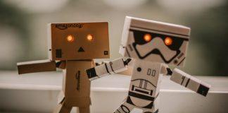 Artificial Technology AI Robotic