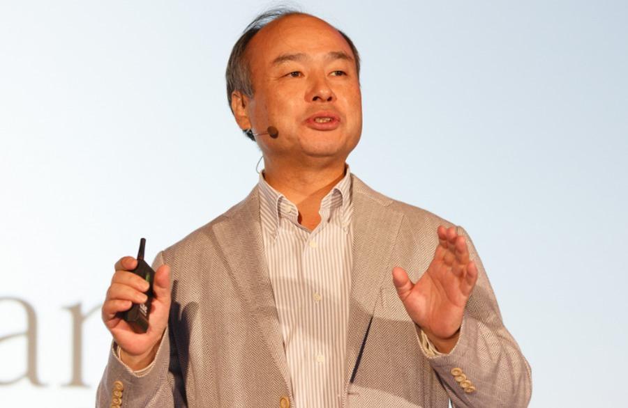 Masayoshi Son ซีอีโอของ SoftBank