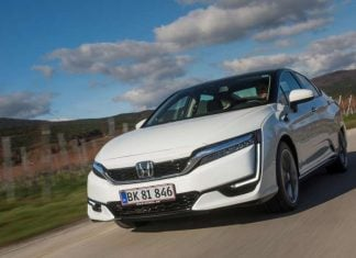 Honda's Clarity Fuel Cell vehicles to provide zero-emissions shuttle at COP23