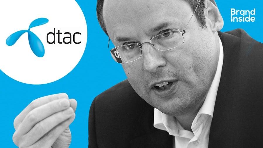 ลาร์ส นอร์ลิ่ง CEO ของ dtac
