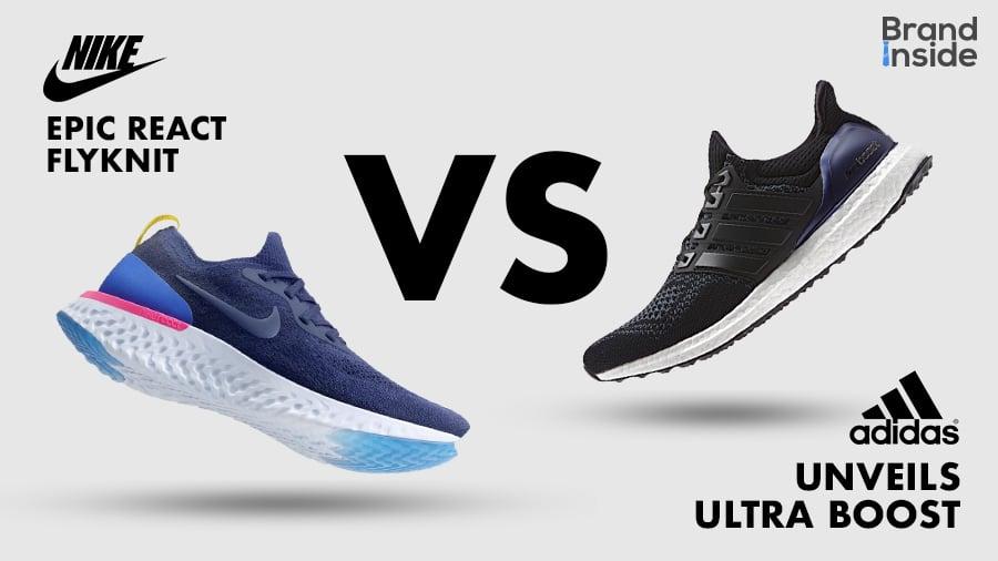 รีวิว Nike React กับ Adidas Ultra Boost ต่างกันอย่างไร   eadd0f4fb041