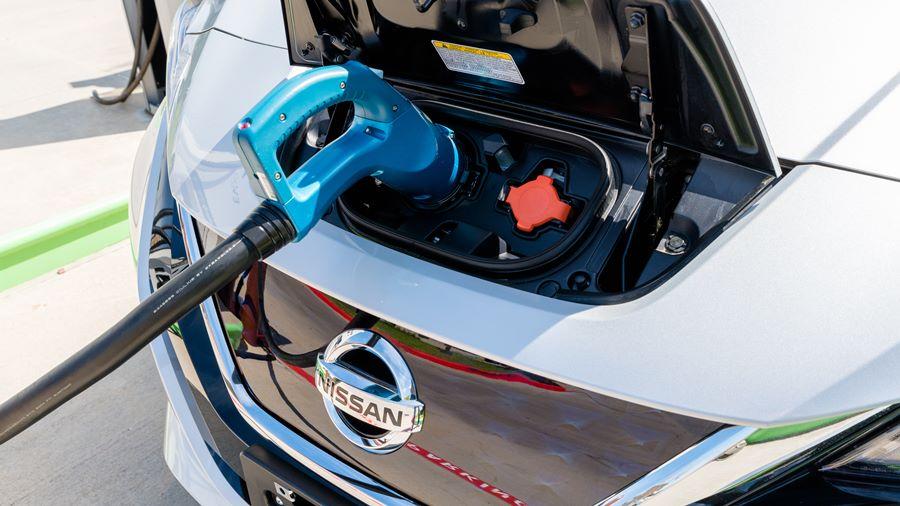 Nissan รถยนต์ไฟฟ้า นิสสัน