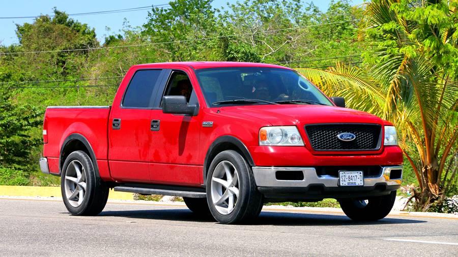 รถกระบะ Ford F-150