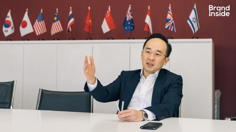 Chandra Tjan ผู้ร่วมก่อตั้งบริษัทลงทุน Alpha JWC