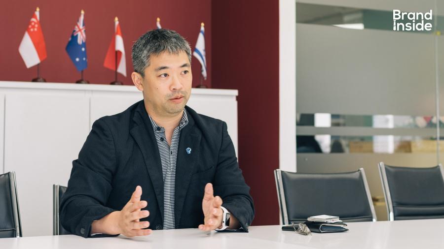 Jerry Tso หัวหน้าฝ่ายพัฒนาของ Paypal สิงคโปร์