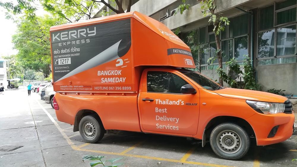 Kerry Express Thailand // ภาพจาก Shutterstock