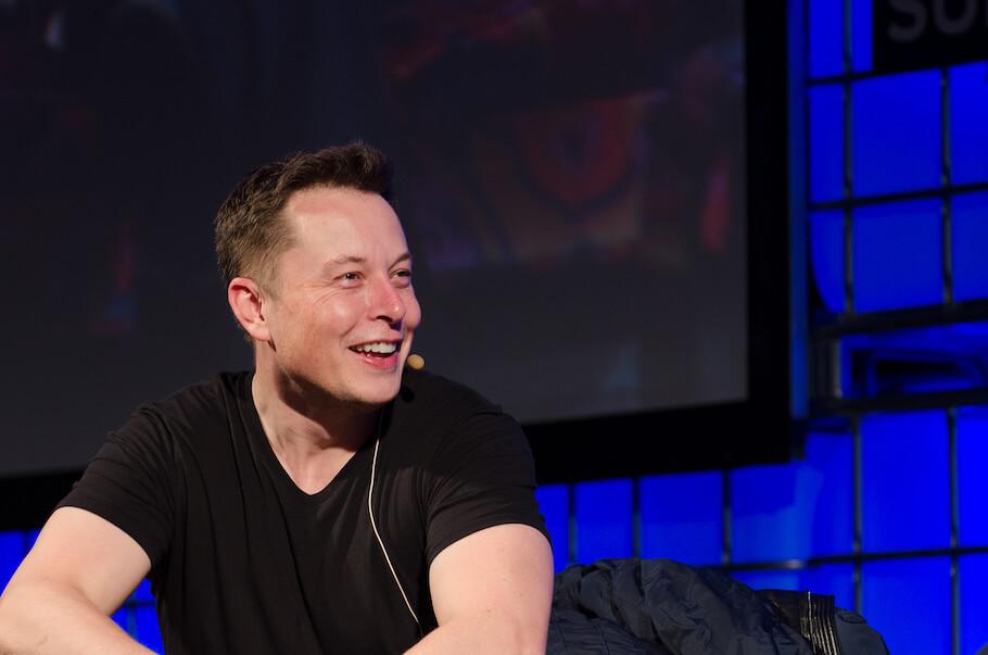 Elon Musk อีลอน มัสก์
