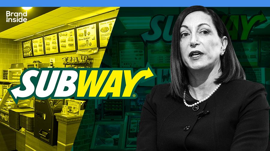 Suzanne Grecoอดีตซีอีโอของ Subway