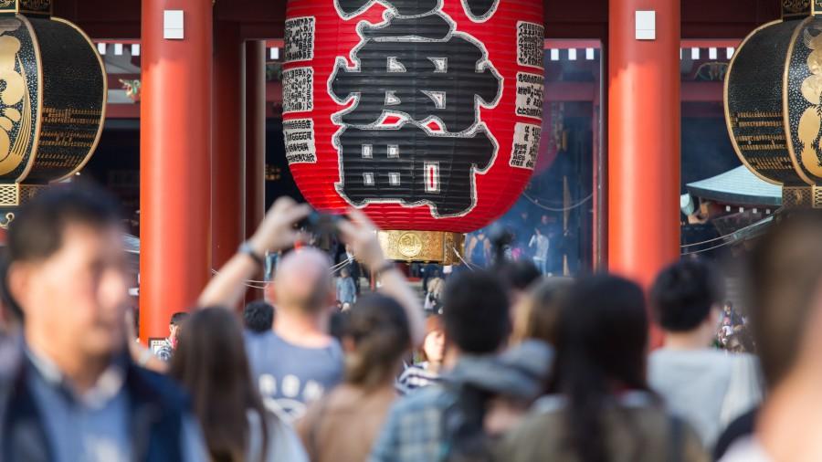 นักท่องเที่ยว ญี่ปุ่น
