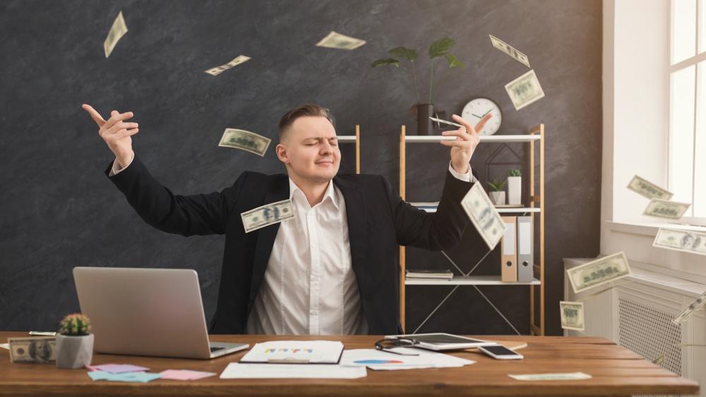 ความร่ำรวย เงิน money