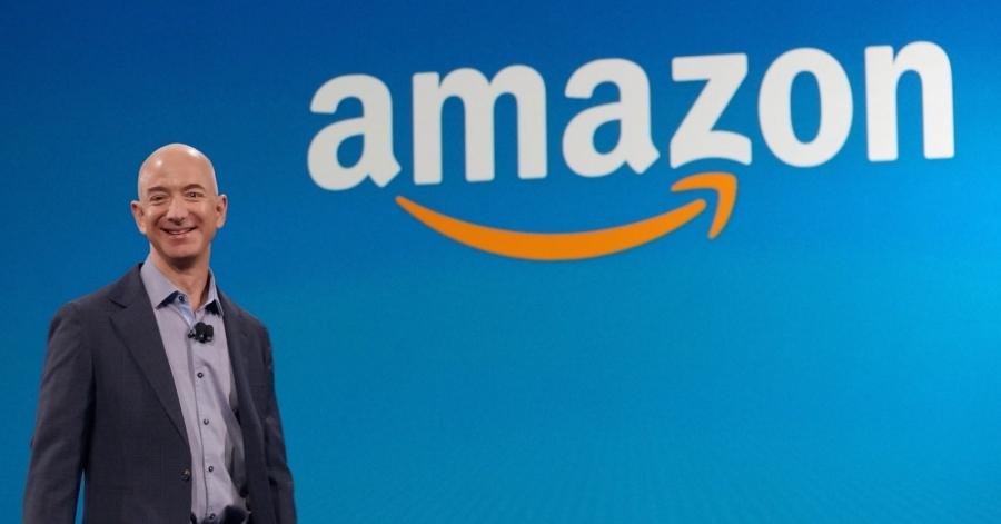 Jeff Bezos ซีอีโอและผู้ก่อตั้ง Amazon
