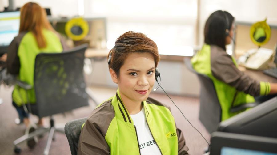 พิม-พิมพกา พิศลยบุตร หนึ่งใน Angel Team ของ AIS