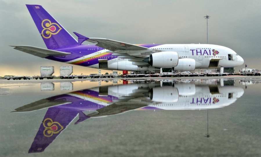 Thai Airways Photo: Shutterstock