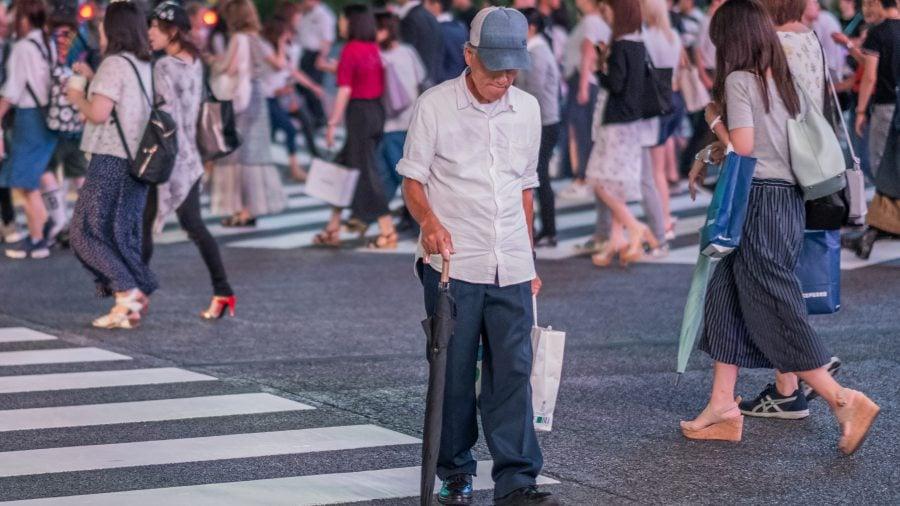 ประชากร aging society