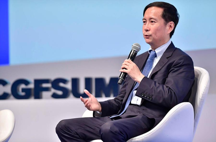 แดเนียล จาง Alibaba ซีอีโอ ประธาน