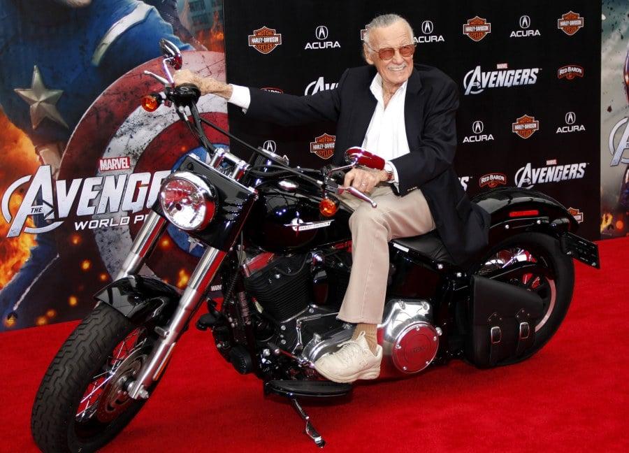 Stan Lee สแตน ลี