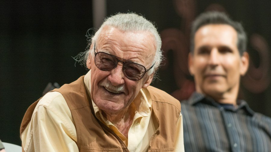 Stan Lee แสตน ลี