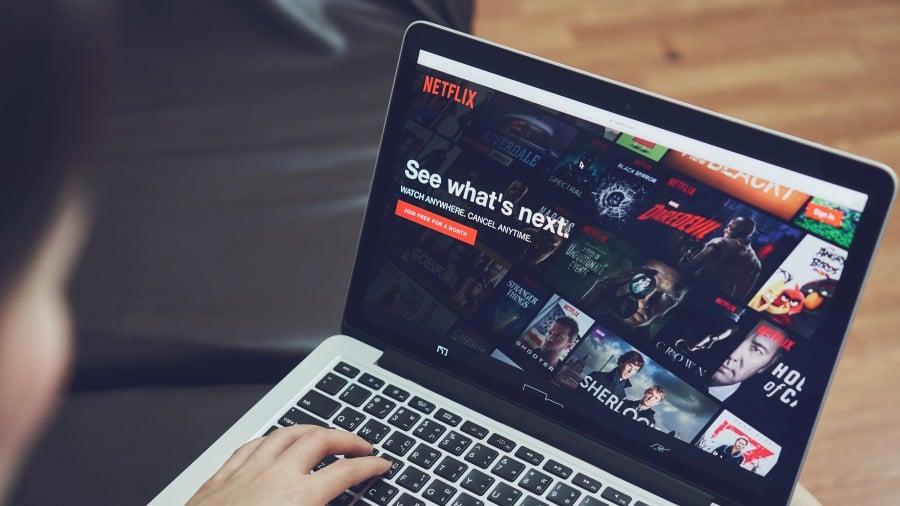 Netflix เน็ตฟลิกซ์