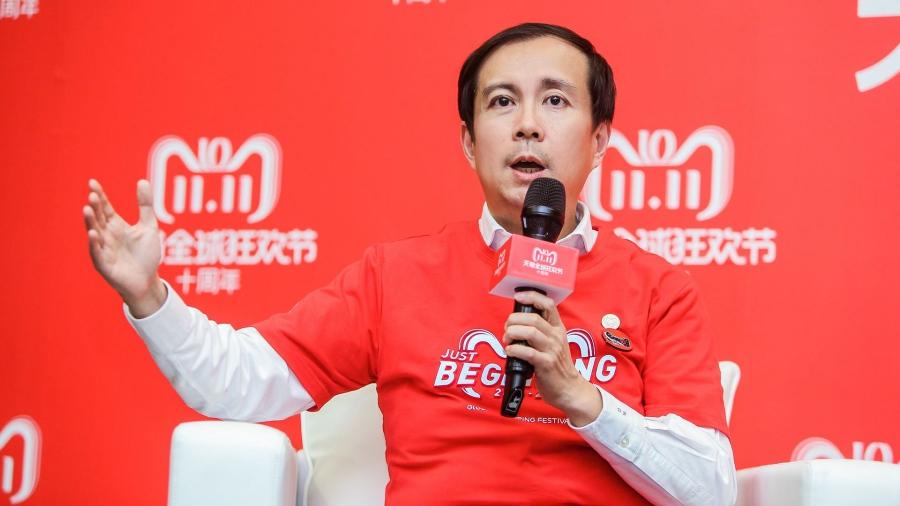 แดเนียล จาง ซีอีโอและว่าที่ประธานของ Alibaba คนต่อไป