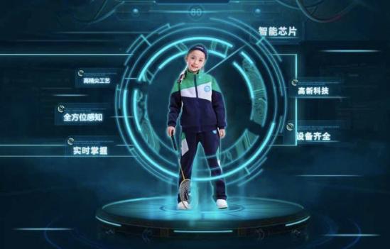 ตัวอย่างชุดนักเรียนจีนอัจฉริยะ