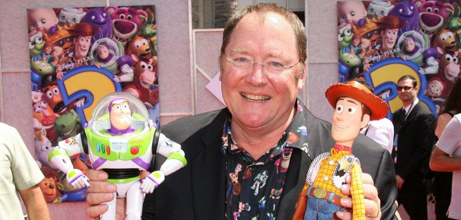 John Lasseter ผู้ก่อตั้ง Pixar