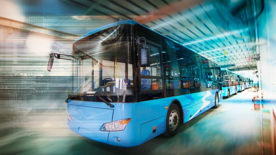 รถบัสไฟฟ้า Electric Bus