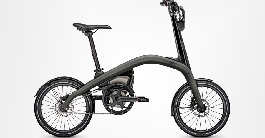 จักรยานไฟฟ้า Ariv GM
